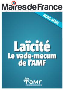 Laïcité : le vade-mecum de l'Association des Maires de France (AMF)