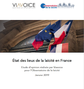 Etude Vivavoice - Etats des lieux de la laïcité en France - janvier 2019
