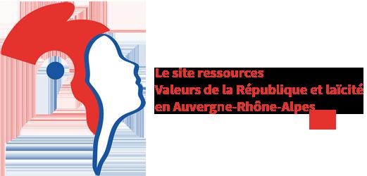 Le site ressources Valeurs de la République et laïcité en Auvergne-Rhône-Alpes